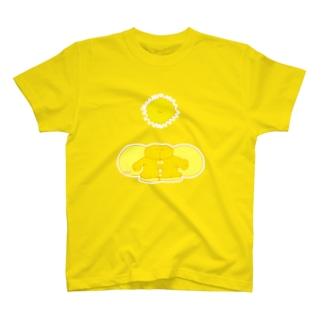 てんしと光-HirocoIchinose- Tシャツ