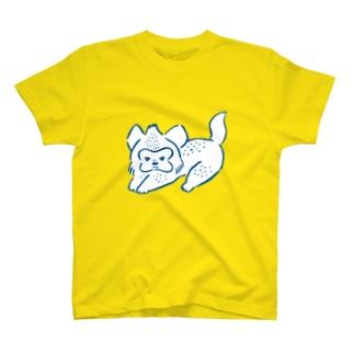 あおむろひろゆき×ハイエナズクラブ Tシャツ