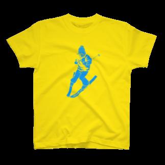 SAABOのBogen boyTシャツ