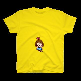 かょのこ♪のおにぎりTシャツ