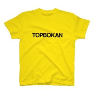 ロゴTEE(ダークグレー) Tシャツ