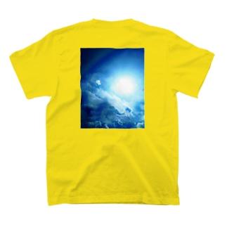 龍神☆アップ T-shirts
