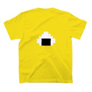 ちょこっとお絵描きおにぎり T-shirts