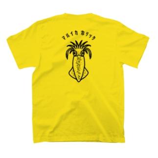 【NEW】両面印刷/マルイカホリック T-shirts