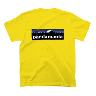 イタリアの車が好き2★パンダマニア(濃色系) T-shirts