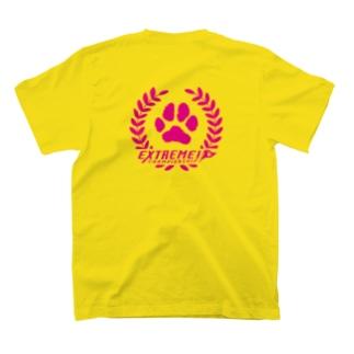 ドッグスポーツ・エクストリーム ロゴ(丸形) T-Shirt