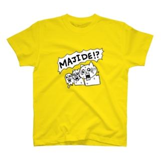 MAJIDE!?アニマル Tシャツ