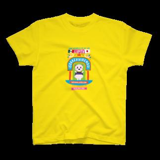 XochimilKidsのXochimikKids X マリオ・フローレス T-shirts