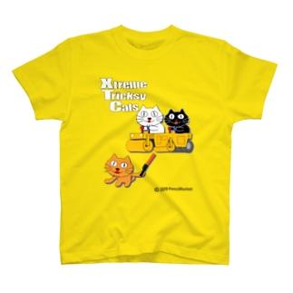 ネコ兄弟 tXTC_36 T-shirts