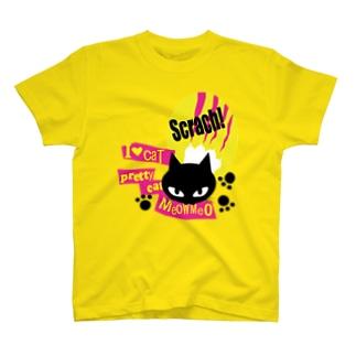 パンクっぽいにゃん♪ T-shirts