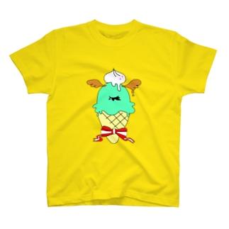 すいーつひとつ目んだこ T-shirts