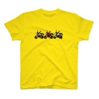 GROM TOURING T-shirts
