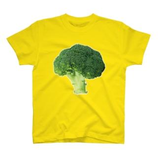 ぶろっこりー T-shirts