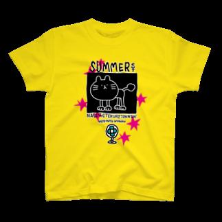 のらんちのサマーカット T-shirts