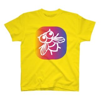 ハエサン 4 T-shirts