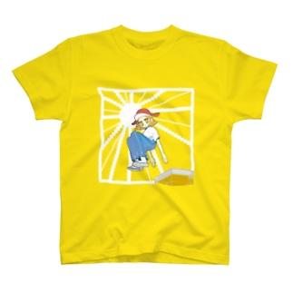 世間体跳び箱 T-shirts