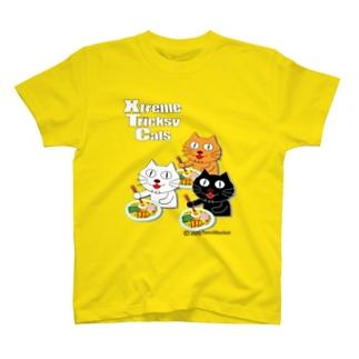 ネコ兄弟 tXTC_46 T-shirts