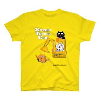 ネコ兄弟 tXTC_35 T-shirts