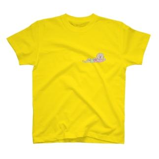 ねころぶ T-shirts