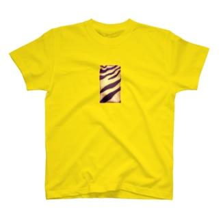 シマシマ T-shirts