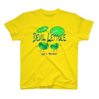 Devil Lettuce T-shirts