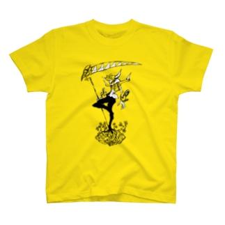 喝采のフラグラ T-shirts