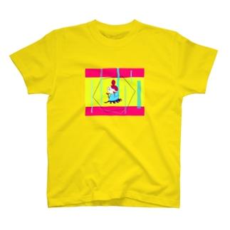 考える葦(あし) T-shirts