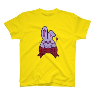 Cherry-eyes rabbit T-shirts