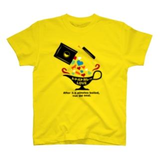 レトルトカレーLOVE T-shirts