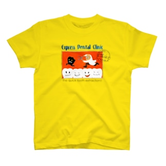 Express Dental Clinic~vintage T-shirts