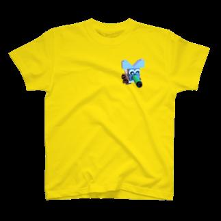 makiakiのレゴねずみ T-shirts