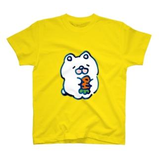 まっくすらぶりーにんじん T-shirts