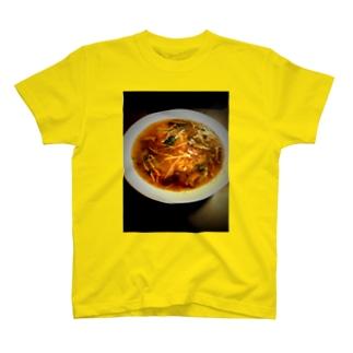 ふかひれあんかけ麺 T-shirts