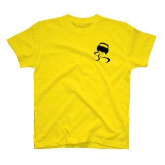 すべりやすい T-shirts