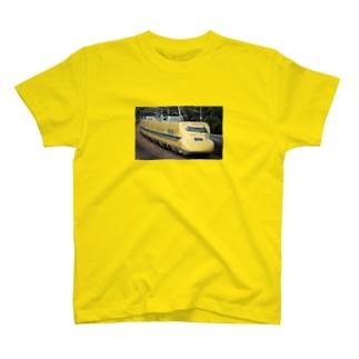 ドクターイエロー T-shirts
