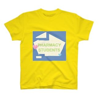 薬学生グッズ!! T-shirts