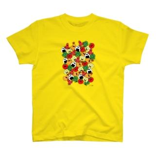 ヒゲ弁当(いっぱい) T-shirts