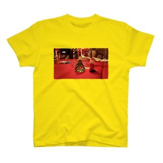 ミニくりすます T-shirts