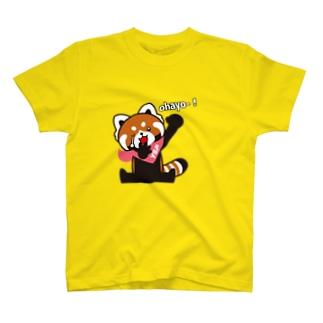 YSパンダオハヨー! T-shirts