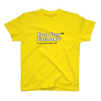 プープーファクトリー T-shirts