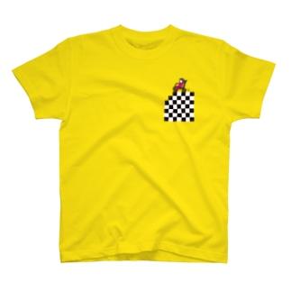 バイカー T-shirts