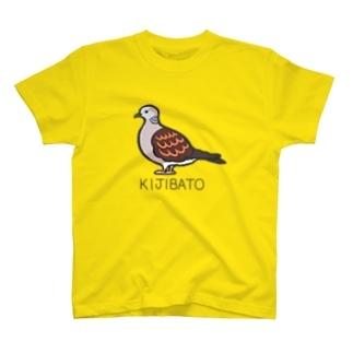 ハトポップ・キジバト T-shirts