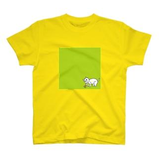 かわいいネネココ{お花が気になるの} T-shirts