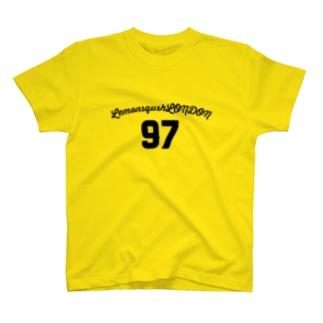 レモンスカッシュロンドン T-shirts