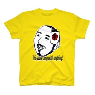キチ会合言葉グッズ T-shirts