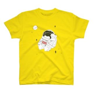 ペンギンコール・うちゅう T-shirts