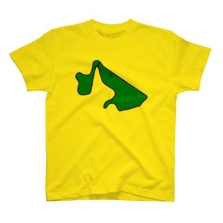 幻のアジアGP T-shirts