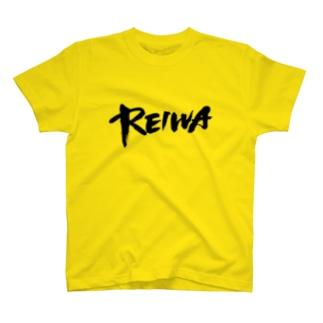 令和 REIWA(ワイルド)k T-shirts