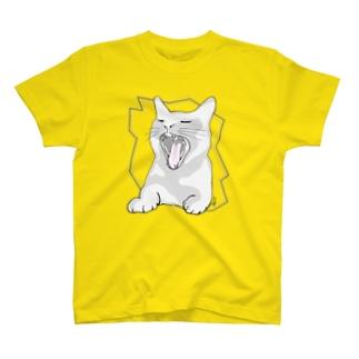 猫シャウト! T-shirts