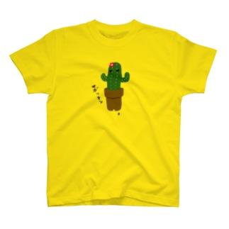 サボッテン T-shirts